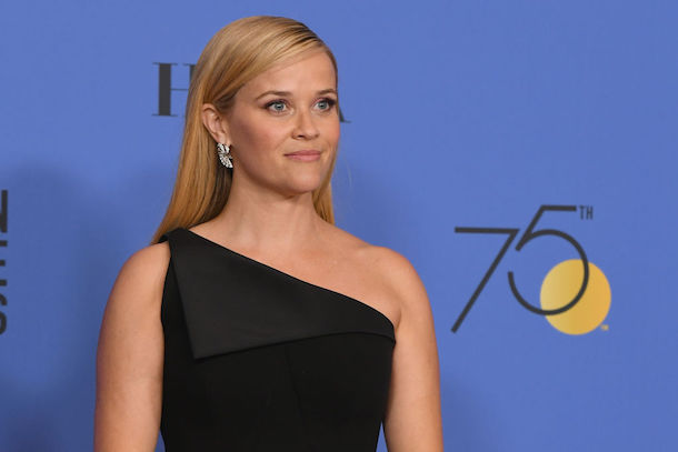 Reese Witherspoon Stress Marriage